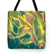 Abstract - Hostatakeover Tote Bag