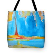 Abstract II Tote Bag by Patricia Awapara