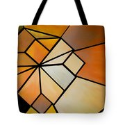 Abstract Impossible Warm Figure Tote Bag