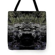 Abstract Kingdom Tote Bag