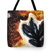 Abstract Landscape Art - New Growth - By Sharon Cummings Tote Bag