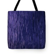 Abstract Line Pattern Tote Bag
