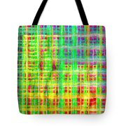 Abstract Lines 15 Tote Bag