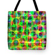 Abstract Lines 16 Tote Bag