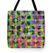 Abstract Lines 17 Tote Bag