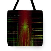 Abstract Lines 2 Tote Bag