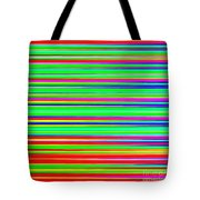 Abstract Lines 3 Tote Bag