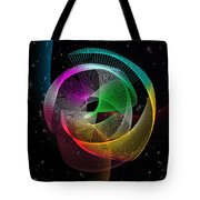 Abstract  Tote Bag by Mark Ashkenazi