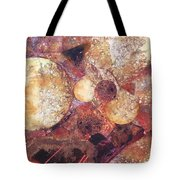 Abstract Naturescape Tote Bag