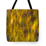Abstract Of Autumn Gold Tote Bag