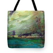 Abstract Print 4 Tote Bag