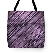 Abstract Purple Lines Tote Bag