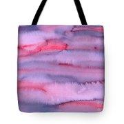 Abstract Purple Shades Tote Bag