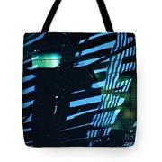 Abstract Reflection 9 Tote Bag