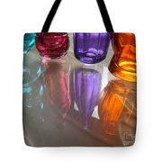 Abstract Reflections #4 Tote Bag