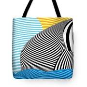 Abstract - Sailing Tote Bag