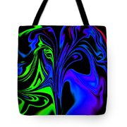Abstract Series 5 Number 2 Tote Bag