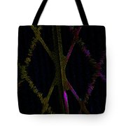 Abstract Series Xxx Tote Bag