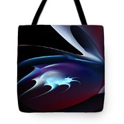 Abstract Shape Tote Bag