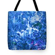 Abstract Splashing Water Tote Bag