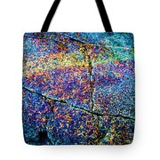 Abstract Stone Tote Bag