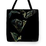 Abstract Stranger Tote Bag