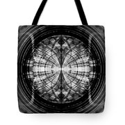 Abstract Structure 2 Tote Bag