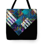 Abstract Study Twelve Tote Bag