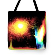 Abstract System B Tote Bag