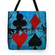 Abstract Tarot Art 012 Tote Bag