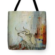 Abstract Tarot Art 017 Tote Bag