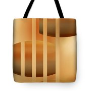 Abstract  The Cords Tote Bag