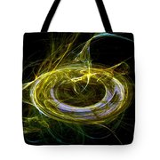 Abstract - The Ring Tote Bag