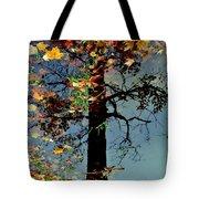 Abstract Tree Tote Bag