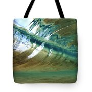 Abstract Underwater 2 Tote Bag