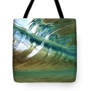 Abstract Underwater 2 Tote Bag by Vince Cavataio - Printscapes
