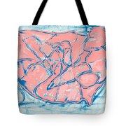 Abstract Us Tote Bag