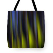 Abstract Vertical Red Yellow Blue And Green Tote Bag