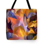 Abstract Vignettes Tote Bag