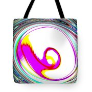 Abstract Vortex Tote Bag