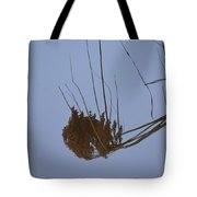 Abstract Water Reflection Tote Bag