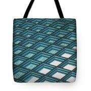 Abstract Windows Tote Bag