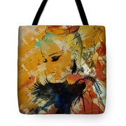 Abstract Women 010 Tote Bag