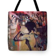 Abstract Women 017 Tote Bag