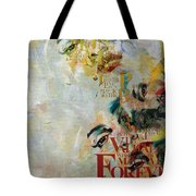 Abstract Women 018 Tote Bag