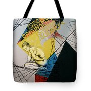 Abstract Women 021 Tote Bag