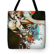 Abstract Women 025 Tote Bag