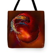Abstraction  0192 - Marucii Tote Bag