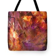 Abstraction  0273 Marucii Tote Bag