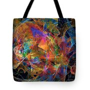 Abstraction 0357 Marucii Tote Bag